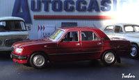 Miniature : 1/43ème - GAZ Volga 3110