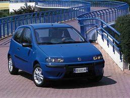 Fiche occasion Fiat Punto II