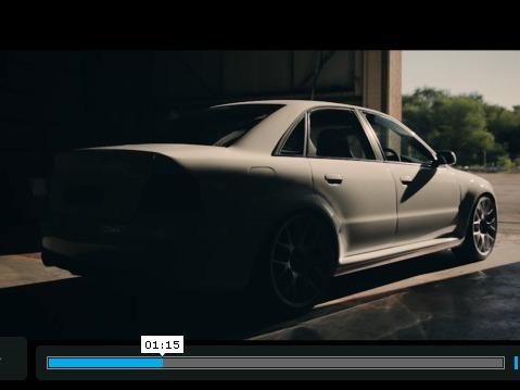Audi S4 MRC : simple mais efficace