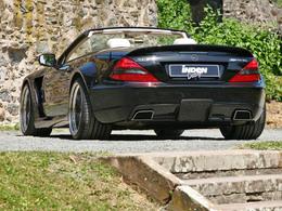 Mercedes SL 63 AMG Inden Design. Du tuning pour pigeons