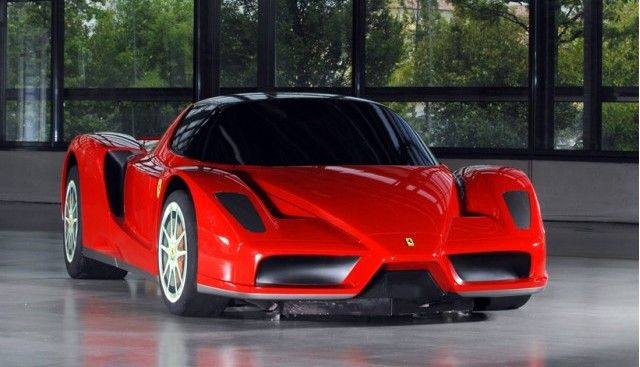 Pour Ferrari, le concept-car est inutile