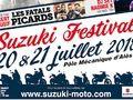 1er Suzuki Festival : 20 et 21 juillet au Pôle Mécanique d'Alès