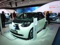 En direct du Mondial 2012 : Toyota IQ EV, là pour -presque- rien