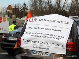 VTC : leurs immatriculations gelées par le gouvernement