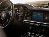 Porsche dévoile son nouveau système multimédia