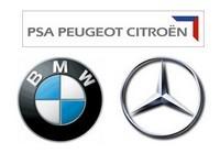 Une coopération PSA-BMW… et Daimler ?