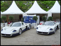 La photo du jour : Maserati MC12