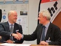 Signature d'un partenariat entre Bihr et  le CRM