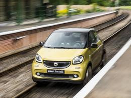 Smart dévoile la Forrail, le train personnel miniature