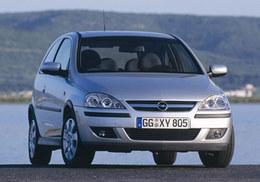 Fiche occasion Opel Corsa III