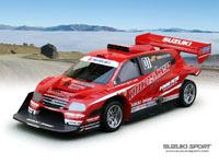 Suzuki Escudo Hill Climb Spec : de record en record