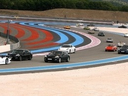 La PMCC dans le cadre du Festival Porsche