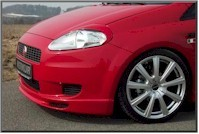 Fiat Punto Grande by Merkur