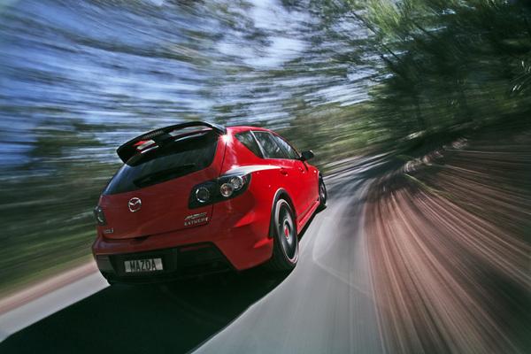 Salon de Sydney: Mazda3 MPS Extreme