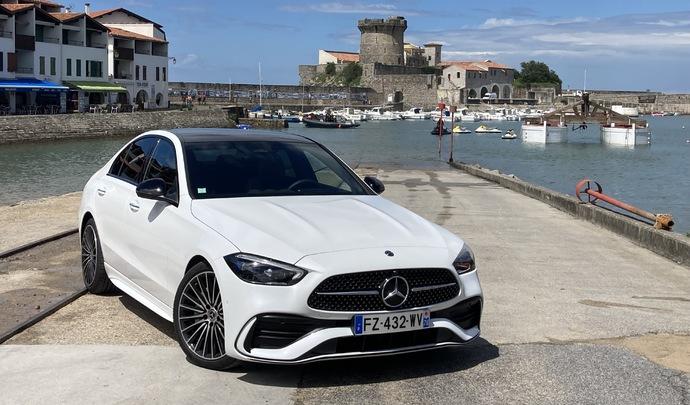 Essai video - Mercedes Classe C (2021) : toujours plus techno