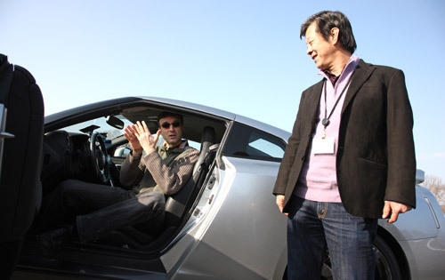 "Kazutoshi Mizuno : ""la V Spec n'est pas la GT-R hautes performances"""