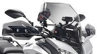 Givi: plus de protection pour la Yamaha MT-09 Tracer