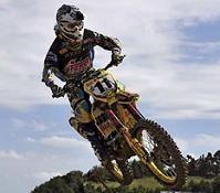 Motocross : GP de Fermo-1ère manche, Ramon gagne devant deux pilotes Kawasaki