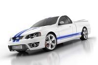 Salon de Sydney : Ford Performance Vehicles Cobra GT Ute