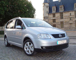 Fiche occasion Volkswagen Touran