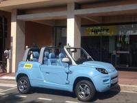 La Bluesummer en location chez Hertz sur la Côte d'Azur