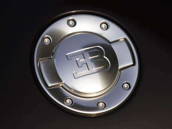 La prochaine Bugatti sera bien hybride