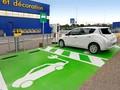 Pour découvrir les Nissan électriques, allez chez Ikea