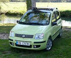 Fiche occasion Fiat Panda