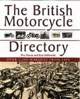 The British Motorcycle Directory : le dictionnaire des marques anglaises.