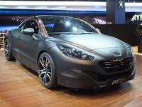 Vidéo en direct du Mondial 2012 : Peugeot RCZ-R Concept, le grand méchant RCZ