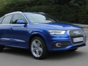 [vidéo] Audi Q3 RS : des journalistes suédois l'ont essayé