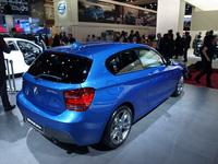 En direct du Mondial de l'auto - BMW Serie 1 XDrive 3p: racée