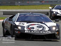 GT1 World/Spa: 1ère victoire de la Lamborghini Murciélago