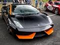 Photos du jour : Lamborghini Gallardo (Parade des Pilotes du Mans)