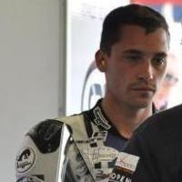 Moto GP - 2012: Alexis Masbou et Mike Di Meglio casés