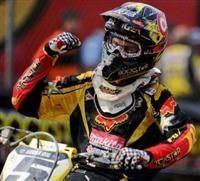 Motocross US - Pala : Ryan Dungey conclut sa saison avec un doublé