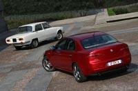 Nouvelle Alfa Romeo 159 1750 TBI