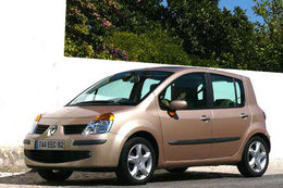 Renault Modus : la fiche occasion