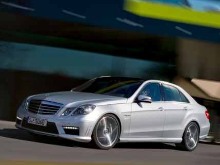 La Mercedes E63 AMG se convertit au V8 5.5l biturbo