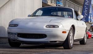 Une Mazda MX-5 avec plus de 800 000 kilomètres au compteur