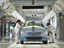 PSA rappelle un peu moins de 10 000 véhicules en Chine