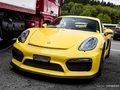 Photos du jour : Porsche Cayman GT4 (Modena Track Days)