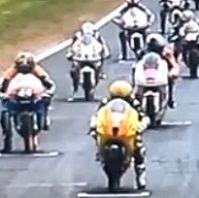 Moto 3 : La vidéo du départ du GP d'Australie