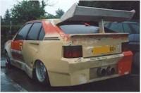 La saucisse du vendredi : BX Cosworth