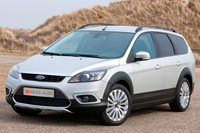 Ford Focus SW X Road: elle ne sera pas disponible en France
