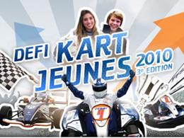 Kart électrique : les sélections du Défi Kart Jeunes FFSA 2010 vont débuter le 28 août