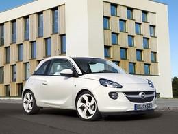Genève 2014 - Opel Adam 1.0 SIDI 90 et 115 ch