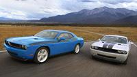 Nouvelle Dodge Challenger SE Rallye