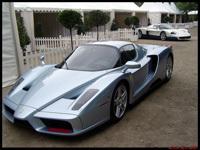 La photo du jour : Ferrari Enzo