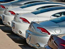 Wanxiang Group acquiert Fisker Automotive